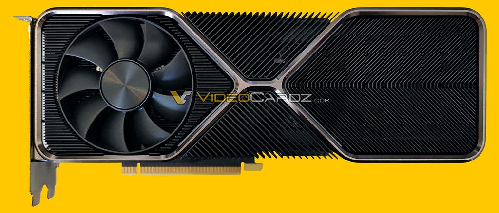 NVIDIA GeForce RTX 3080 Ti Founders Edition получила систему охлаждения от RTX 3080