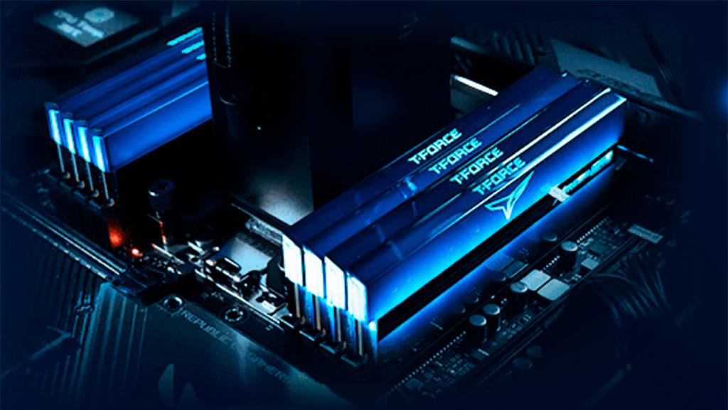 Несколько новинок от Team: модули DDR5-4800, комплект DDR4-3600 на 256 ГБ и накопитель MP34 на 8 ТБ