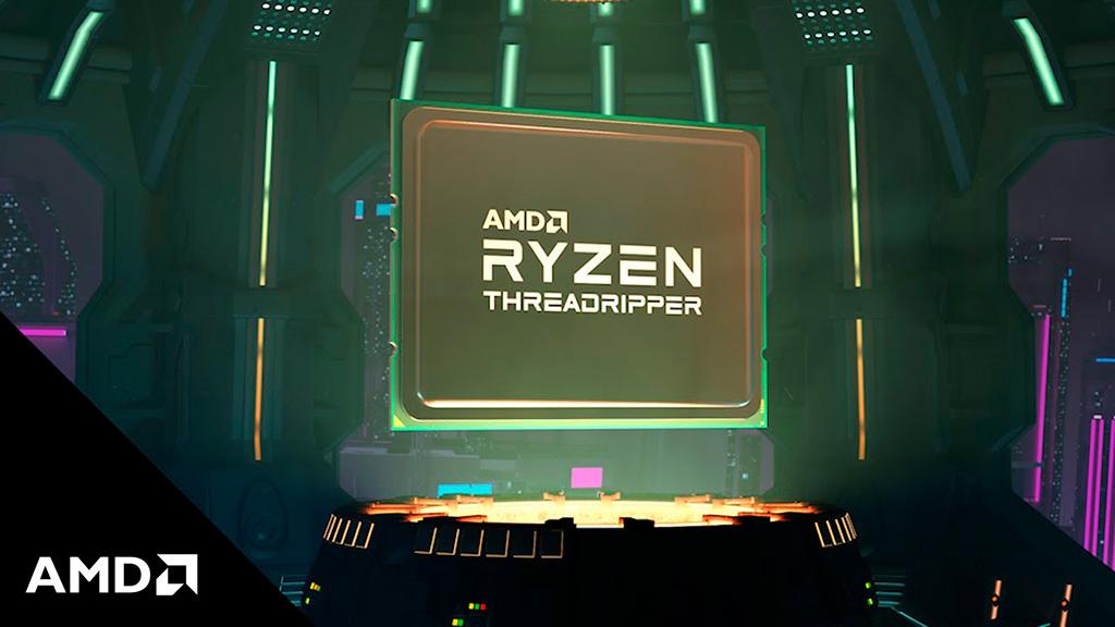 Слух: следующие AMD Threadripper под кодовым именем Chagal появятся в сентябре