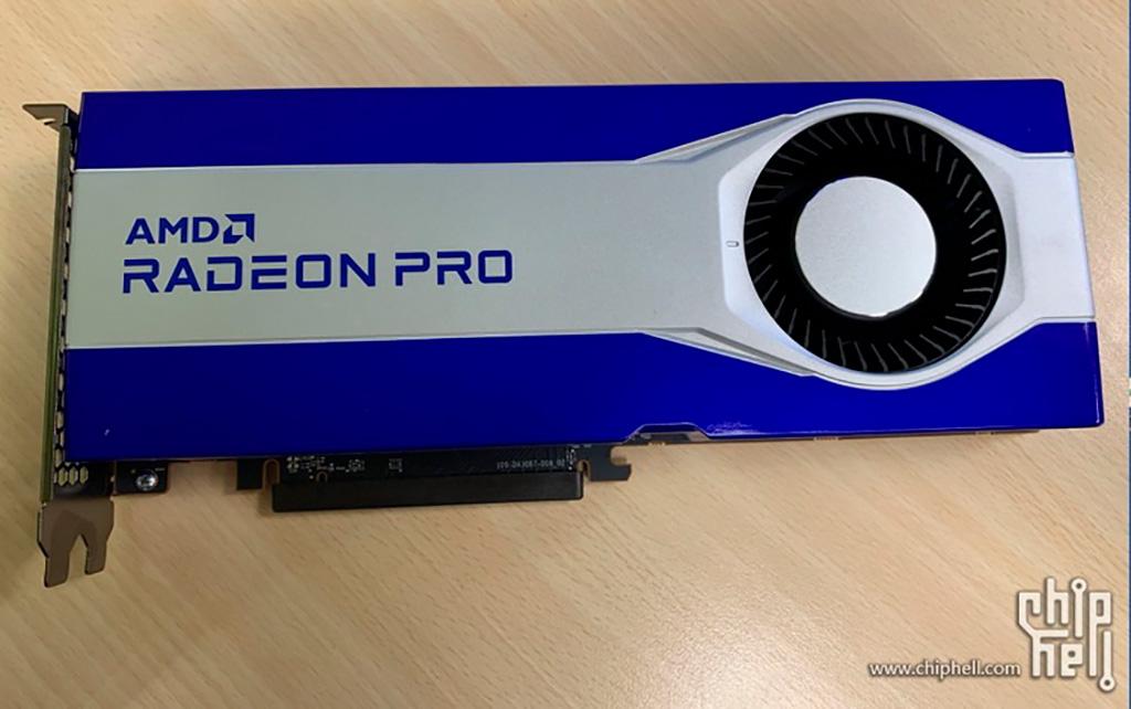 AMD: «грядёт нечто большое», - а точнее профессиональные карты Radeon Pro W6800 и W6600