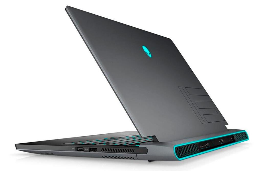 Ноутбуки Dell Alienware m15 R5 используют необычную версию видеокарты GeForce RTX 3070