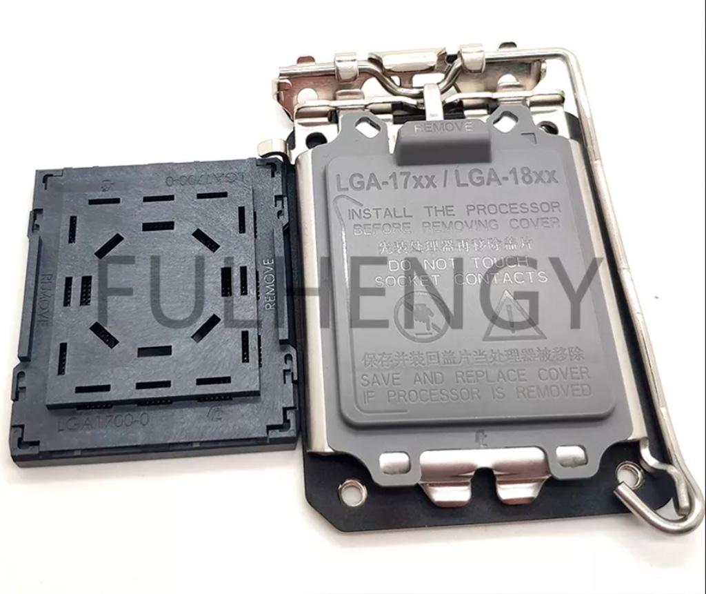 Не каждый процессорный кулер можно адаптировать под Intel LGA1700