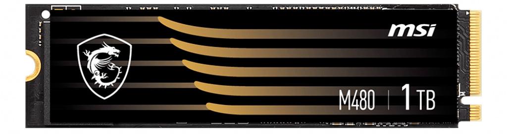 Семейство SSD-накопителей MSI Spatium суммарно включает 13 моделей