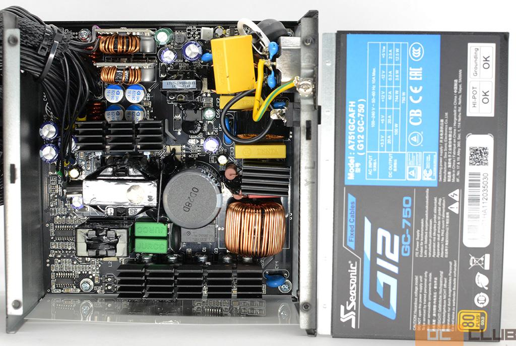 Seasonic G12 GC-750 и GC-850: обзор. Новый эталон цена/качество?