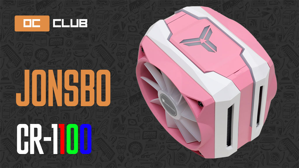 Jonsbo CR-1100: обзор. Жизнь в розовом цвете