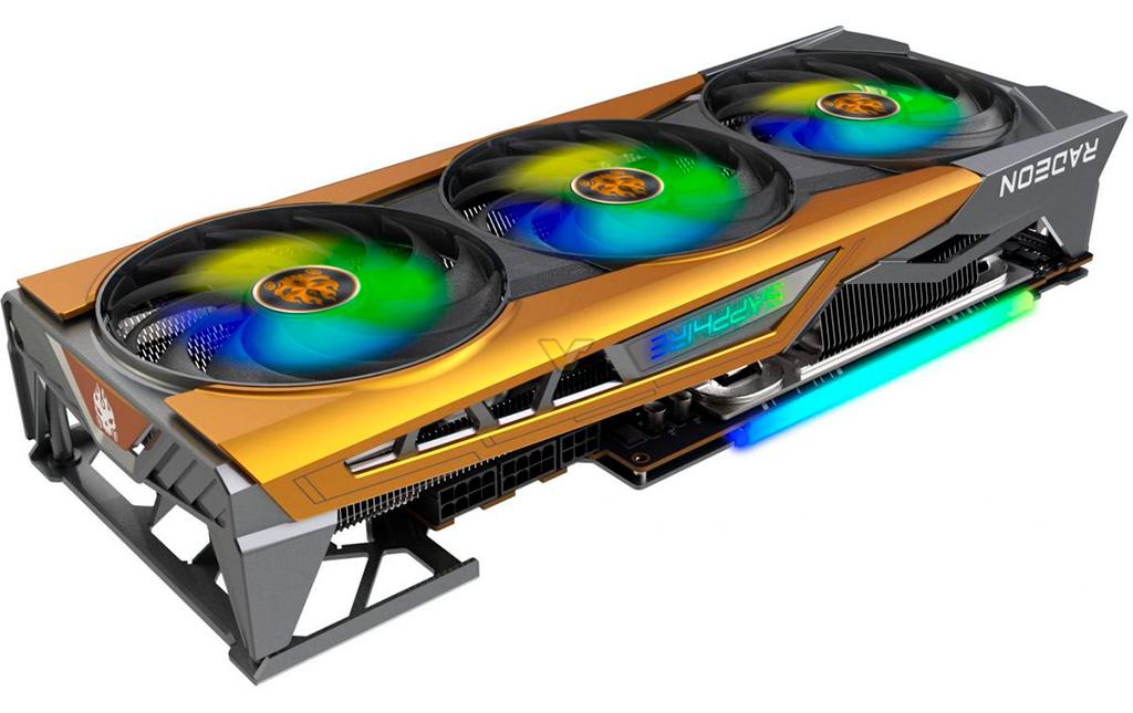 Sapphire готовит видеокарту Radeon RX 6900 XT Toxic Air Cooled