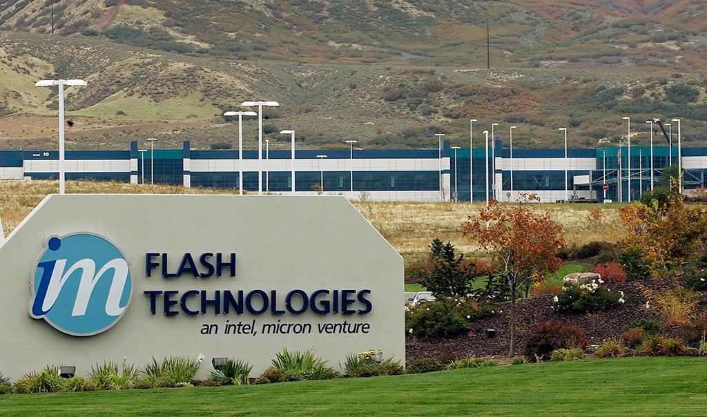 Texas Instruments покупает завод Micron по производству памяти 3D XPoint задёшево