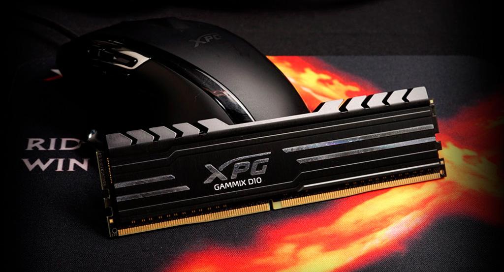 ADATA XPG Gammix D10 DDR4-3600 2x 8 ГБ (AX4U360038G18A-DB10): обзор. Неожиданно бодрая память