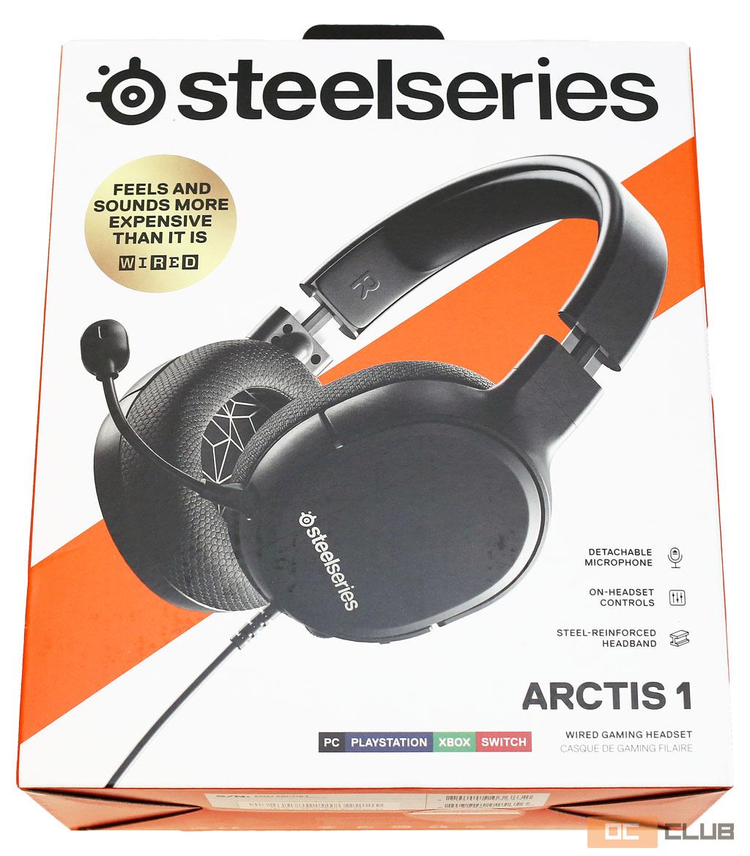 Steelseries Arctis 1: обзор. Гарнитура для игр и общения