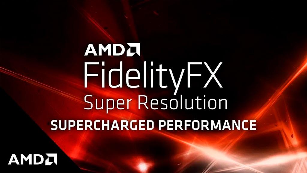 AMD FSR можно использовать для масштабирования любой картинки
