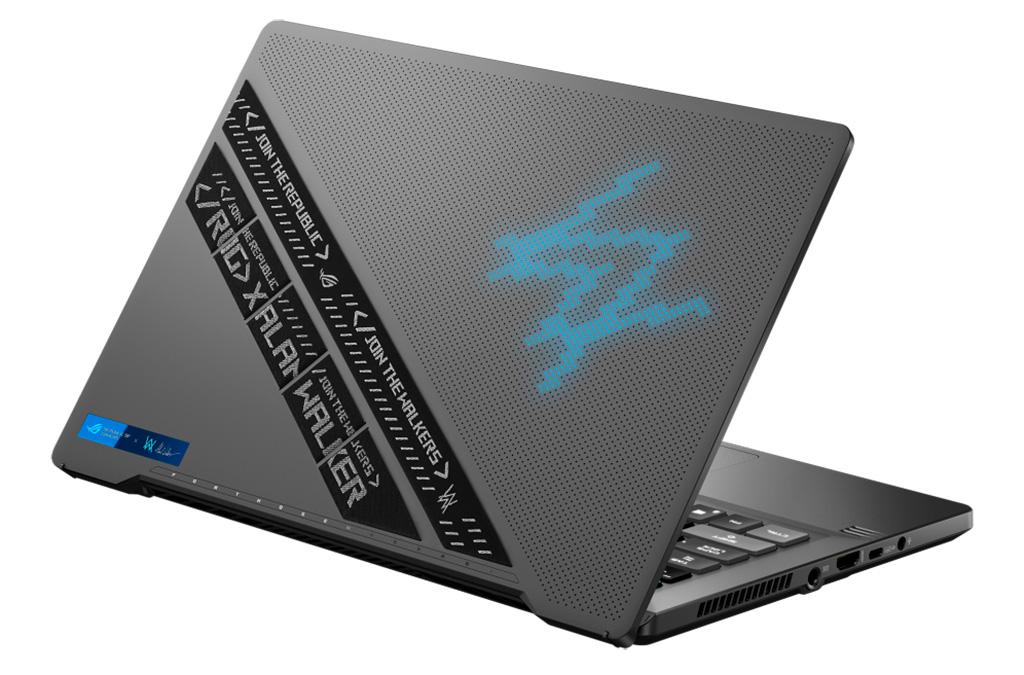 ASUS ROG Zephyrus G14 Alan Walker Special Edition – геймерский ноутбук с «музыкальной коробкой» и носками