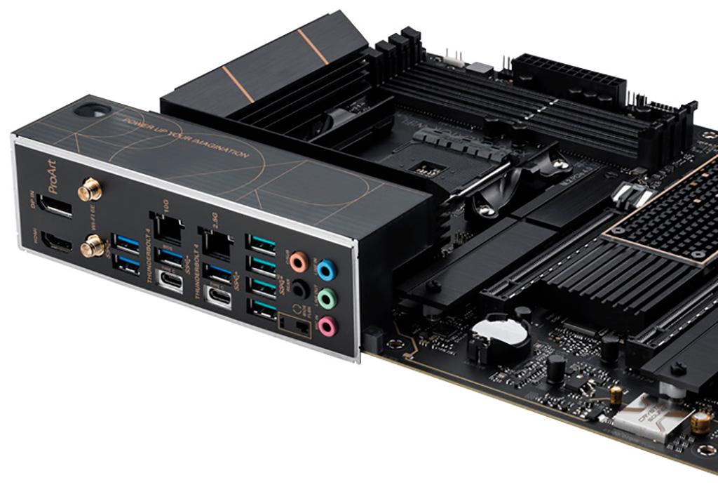 ASUS выпустила три новые «материнки» с пассивным охлаждением чипсета X570
