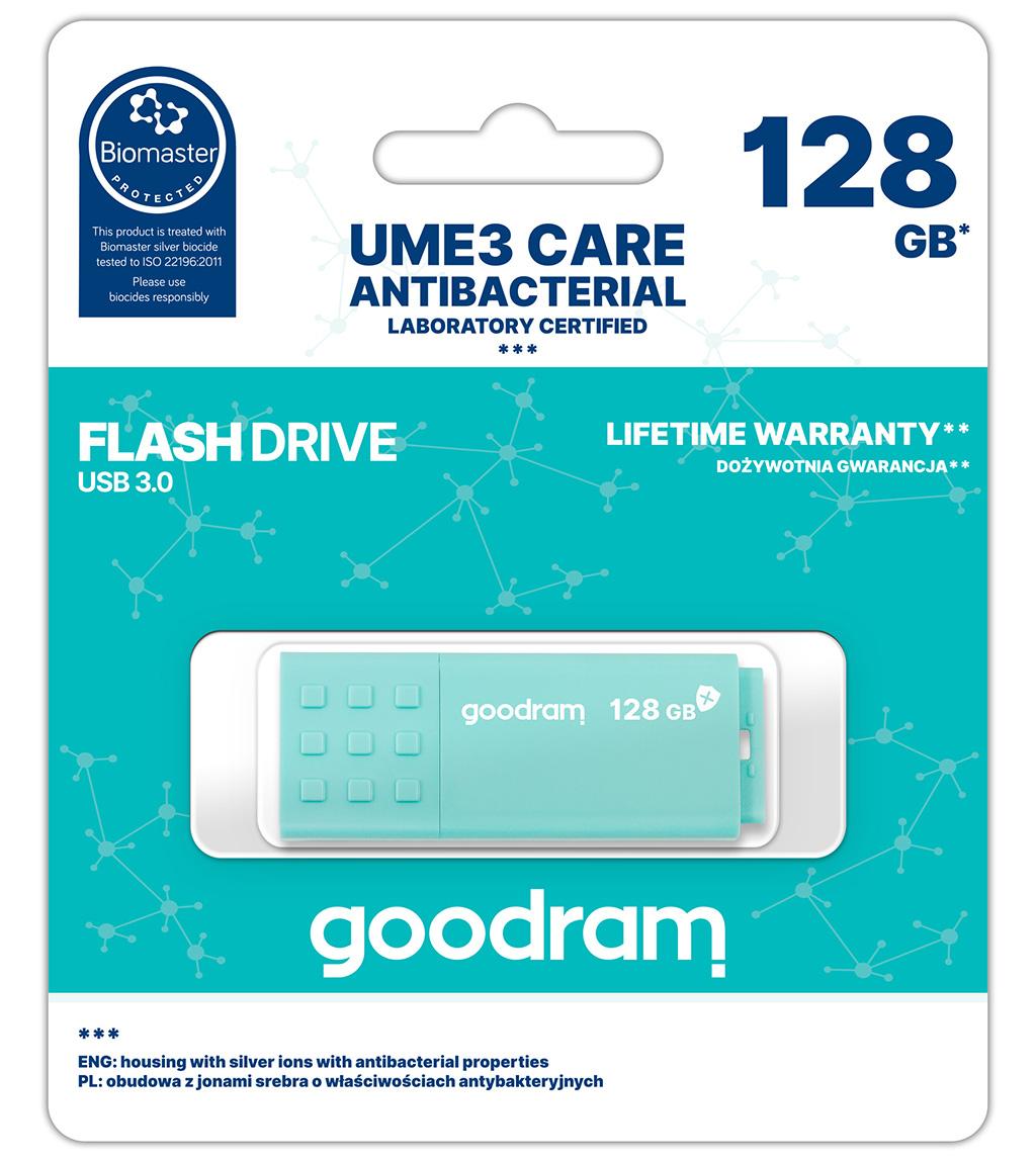 GoodRAM UME3 Care – антикоронавирусная флешка