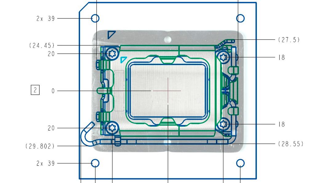 Рассматриваем прототип материнской платы Intel Z690/LGA1700