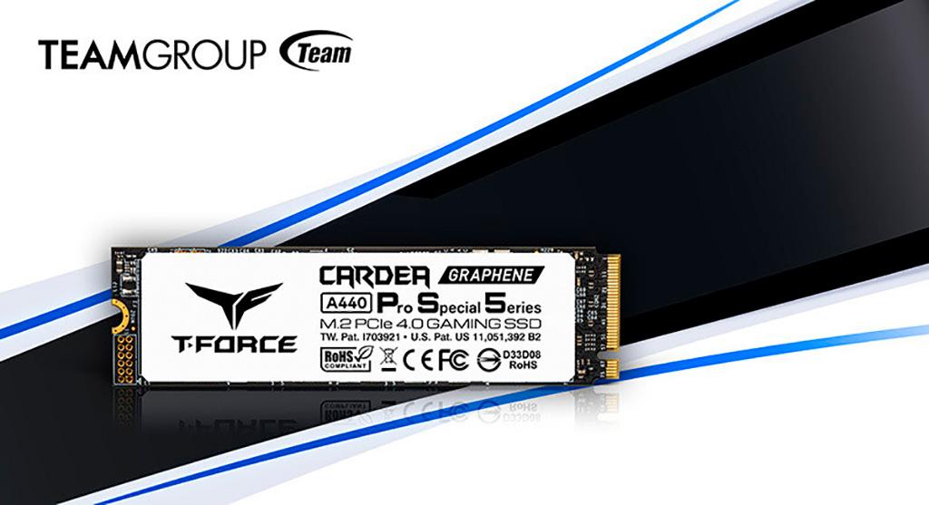 Team T-Force Cardea A440 Pro Special Series – накопители для владельцев PS5 и не только