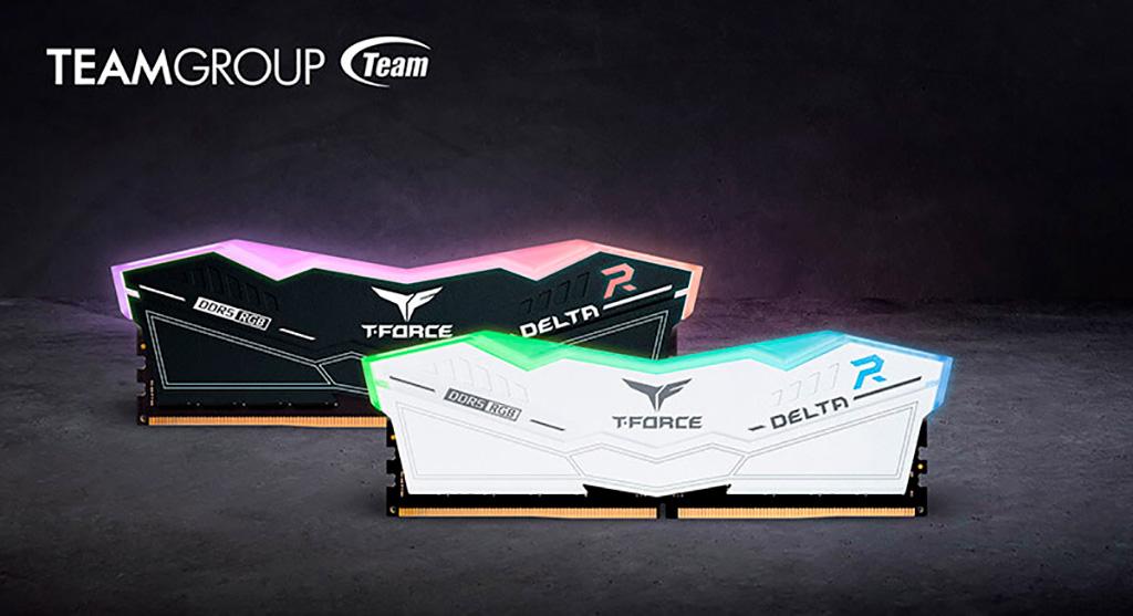Team готовит оверклокерские «киты» памяти T-Force Delta RGB DDR5 с частотой до 5600 МГц