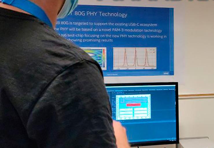 Интерфейс Thunderbolt 5 обеспечит 80 Гбит/с пропускной способности