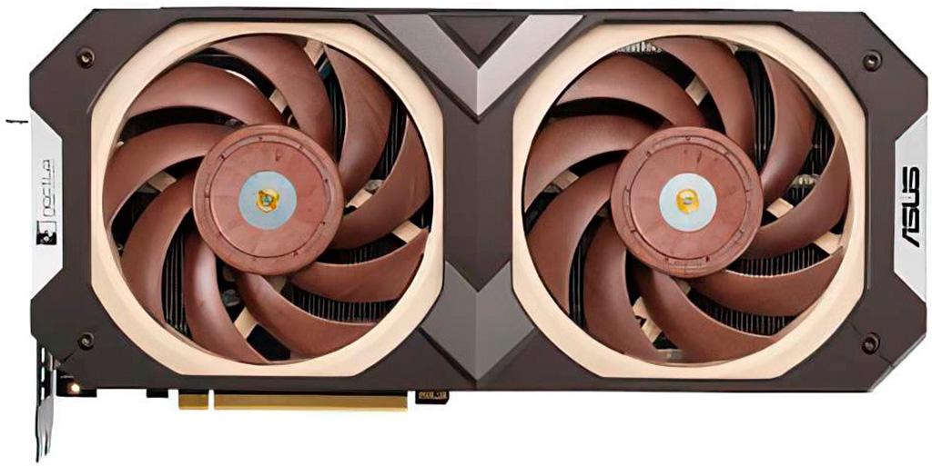 Рассматриваем ASUS GeForce RTX 3070 Noctua