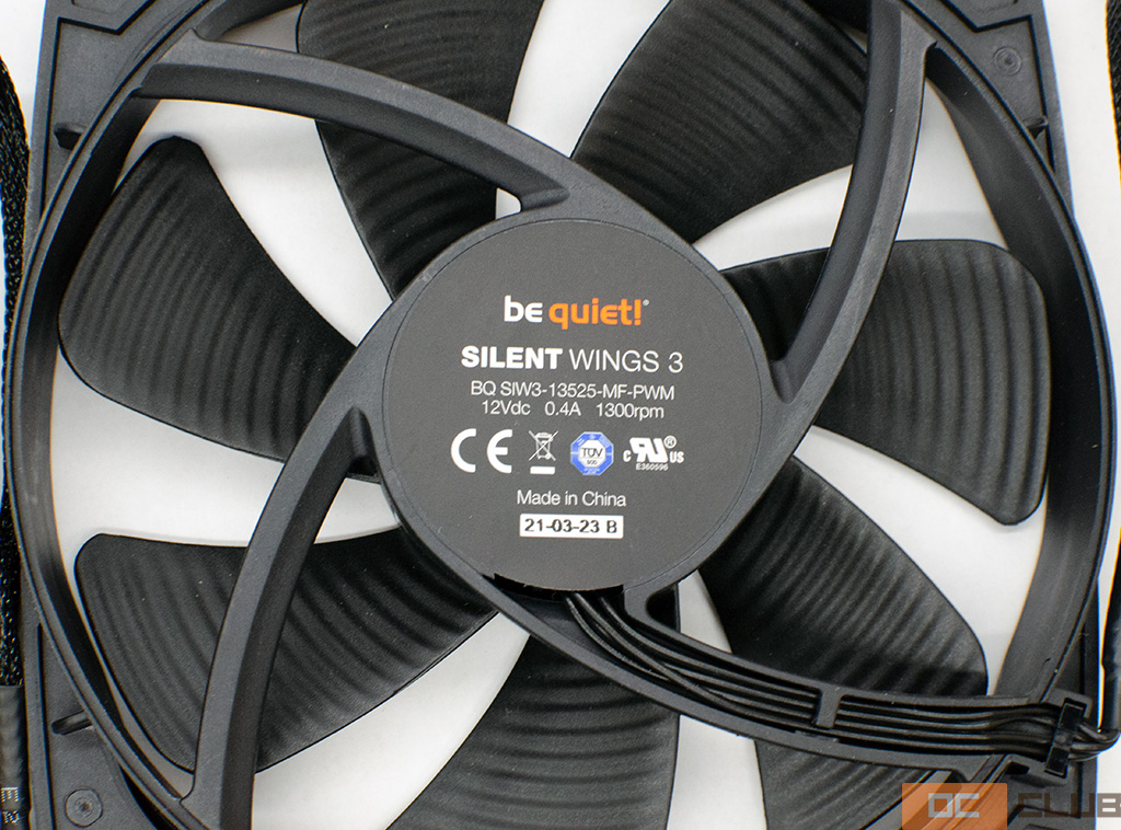 Be Quiet! Dark Rock TF 2: обзор. Годнота осталась годнотой