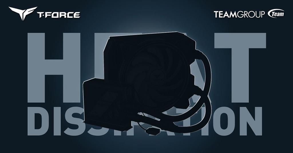 Team готовит SSD T-Force Cardea Liquid II c 120-мм СЖО