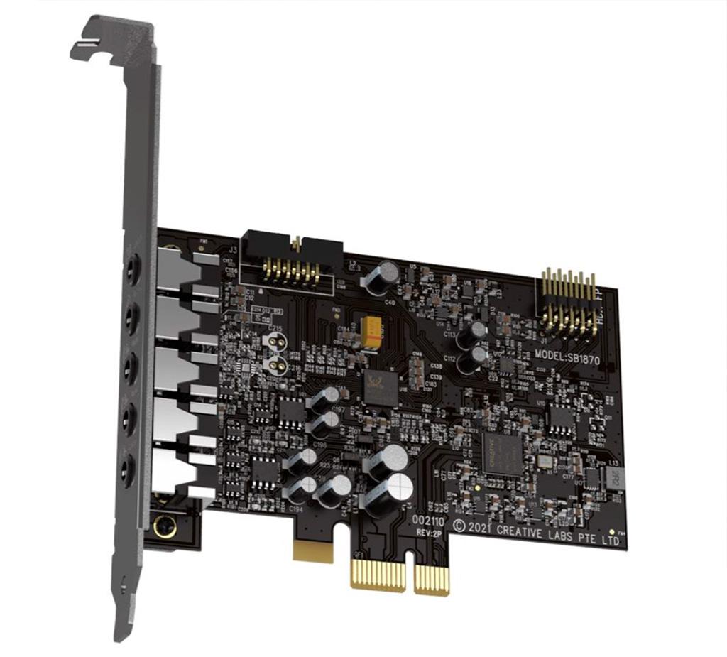Creative выпускает звуковую карту Sound Blaster Audigy FX V2 с отдельной дочерней платой