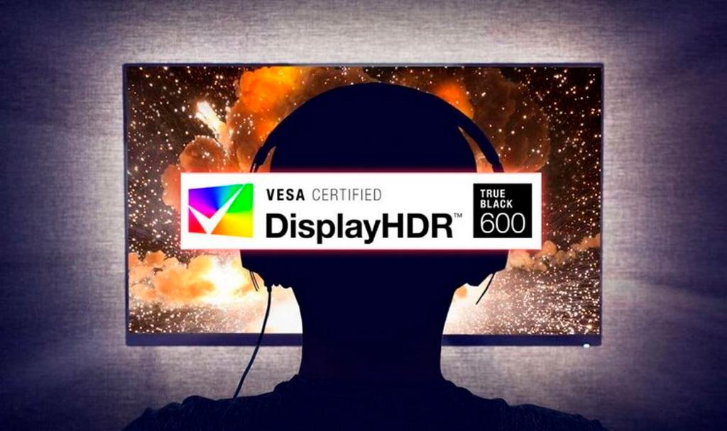 Стандарт VESA DisplayHDR расширен сертификатом DisplayHDR True Black 600 для OLED-дисплеев