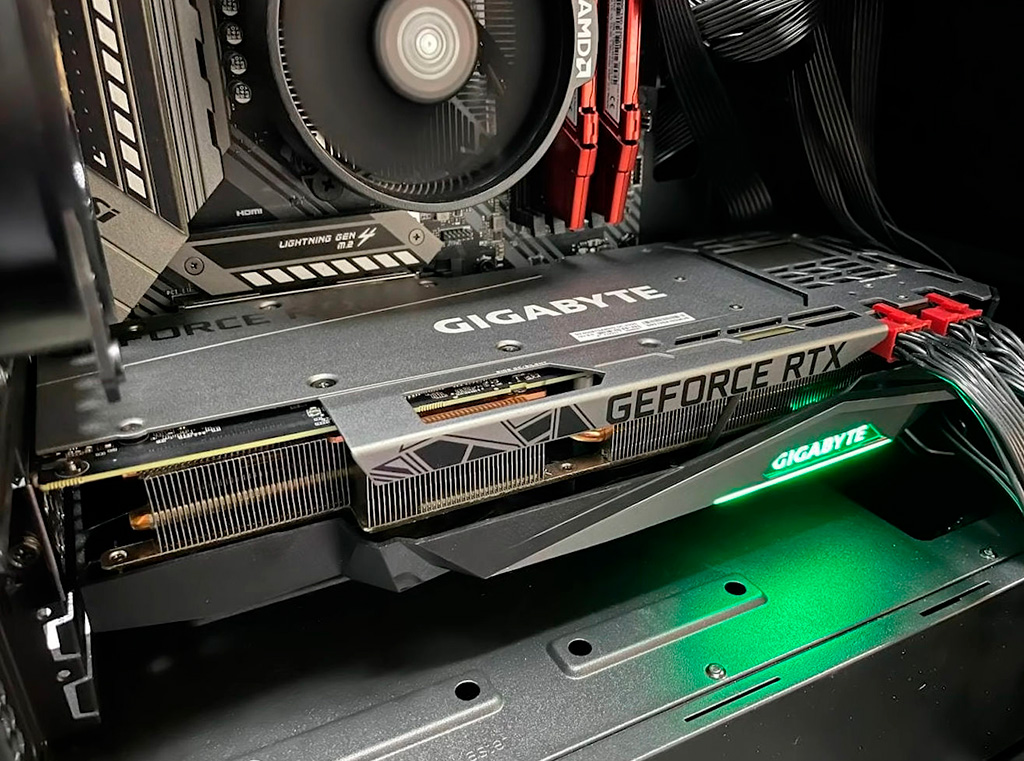 NVIDIA GeForce RTX 3080 Ti 20GB существует
