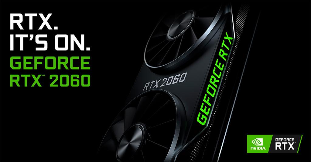 Слух: в январе NVIDIA выпустит GeForce RTX 2060 12GB