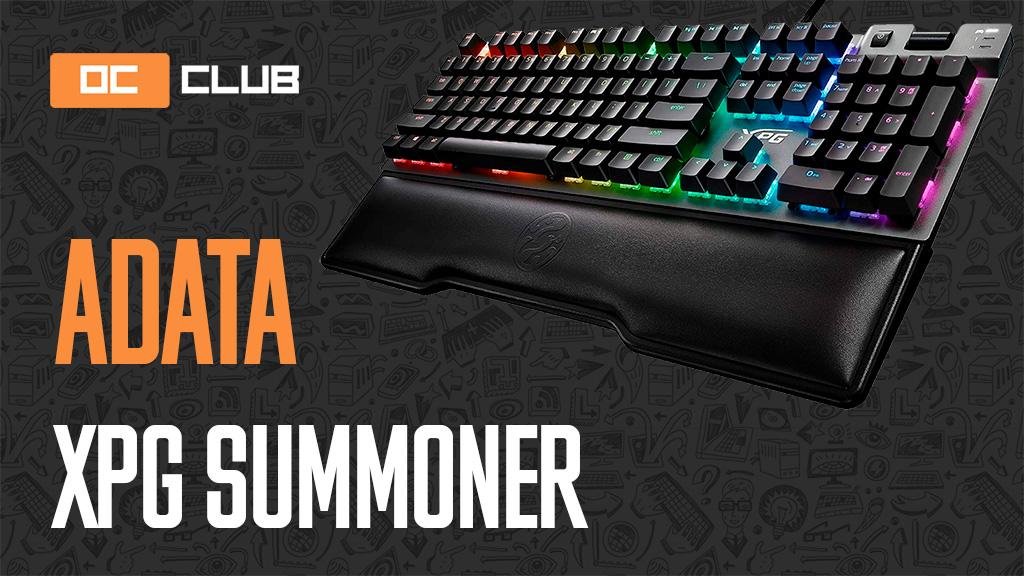 XPG Summoner: обзор. Высокая планка качества по доступной цене