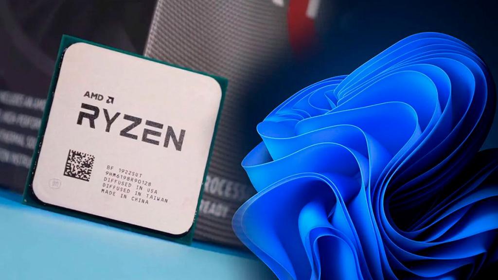 Производительность AMD Ryzen на Windows 11 «полечат» на следующей неделе