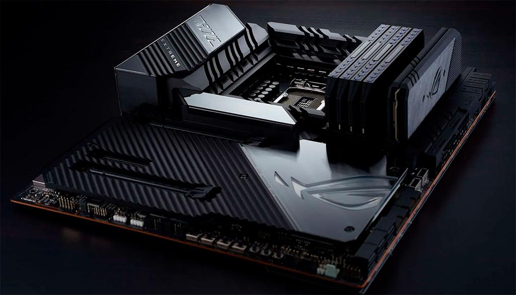 Материнские платы ASUS Z690 поддерживают память DDR5-6400 как максимум