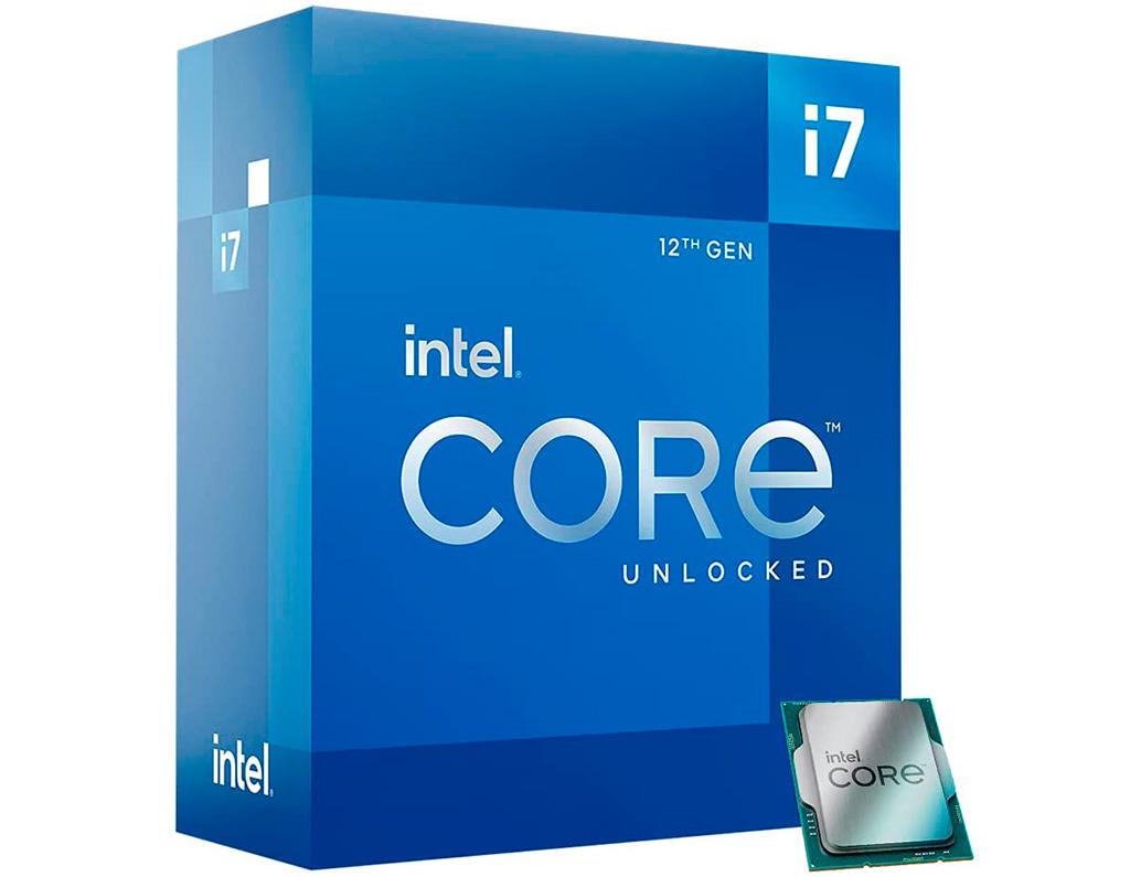 Изучаем первые результаты тестов Intel Core i7-12700K