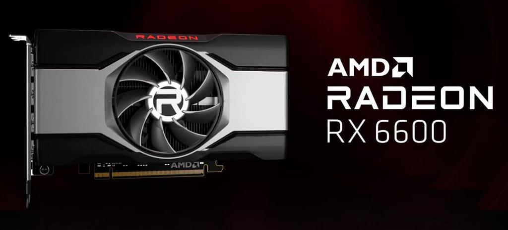 Некоторые Radeon RX 6600 оснащаются 14-ГГц памятью