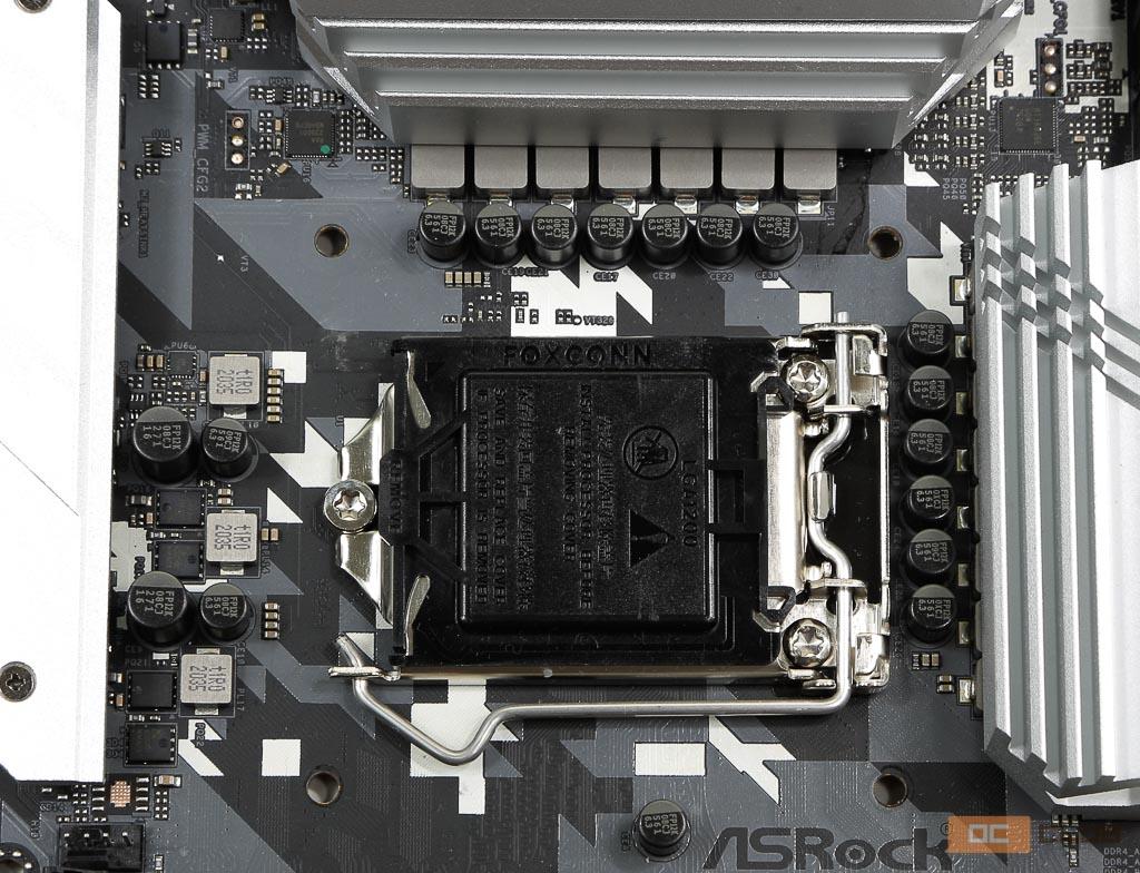 ASRock Z590 Steel Legend: обзор. Плата обычная как зимой снегопад